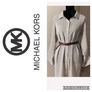 Michael Kors Blouse Dress